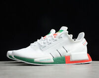 New adidas Originals NMD R1 V2 Mexico Mens athletic sneaker white green all size