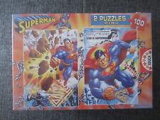 PUZZLE EDUCA 100 PIEZAS SUPERMAN (2 PUZZLES)