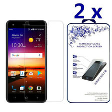 2-Pack For Zte Blade X (Z965) Tempered Glass Screen Protector
