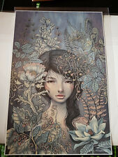Audrey Kawasaki Print - Where I Rest