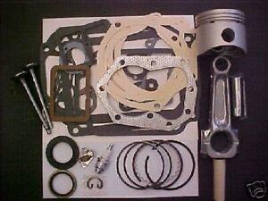 Master ENGINE REBUILD KIT FOR M14 or any K321 14hp KOHLER w/valves