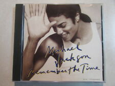 MICHAEL JACKSON REMEMBER THE TIME EPIC PROMO CD SINGLE ESK 74200 ULTRA RARE OOP