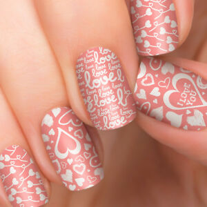 INCOCO Nail Applique Wraps Strips Made With 100% Real Polish