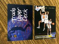 Vintage 1993 Upper Deck #1a #1b SHAQUILLE O'NEAL RC Magic Lakers C HOF RARE NM/M