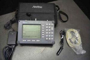 Anritsu MS2711A Portable Spectrum Analyzer (100KHz-3GHz)