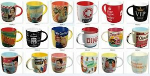 Vintage Nostalgic Kaffee Tee Tasse Cup cool shabby grosse Auswahl !