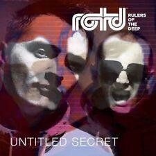 Rulers Of The Deep - Untitled Secret (SEALED CD 2009) Sofia Rubina Gaz Evans