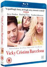 VICKY CRISTINA BARCELONA - BLU-RAY - REGION B UK