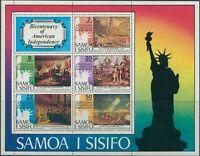 Samoa 1976 SG464 USA Bicentenary MS MNH