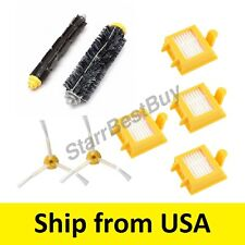 700 Hepa filter + Brush Kit +Side brush for irobot Roomba 760 770 780 790
