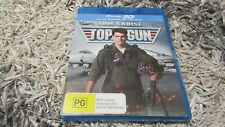 Top Gun ( 3D and Blu-ray, ) Tom Cruise