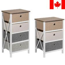 MDF+Pine Frame Drawer Storage Organizer Unit for Closet, Bedroom, Entryway