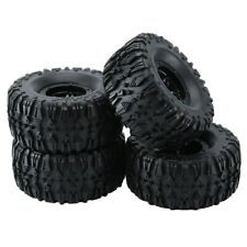 """4Pcs Rubber 2.2"""" Tires Tyre 135mm with Foam for 1/10 RC Rock Crawler Axial SCX10"""