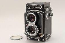 Excellent+++++ Minolta AUTOCORD TLR Camera w/ Rokkor 75mm f3.5 Lens from Japan
