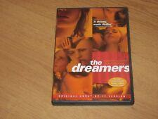 The Dreamers (2003) Uncut NC-17 Version DVD OOP R1 Bertolucci
