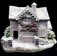 Lilliput Lane Langdale Cottage Collectable Vintage Ornament