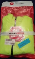 Castelli Cycling Jerseys with High Visibility