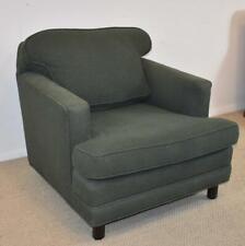 Dunbar Furniture Occasional Side Chair Walnut Hexagon Legs