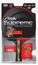 Stiga Supreme Table Tennis Racket With Italian Composite Handle ~ NEW