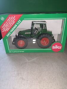 Siku Tractor 2965 Fendt Favorit 716 Vario Farmer 1:32 Green Boxed New