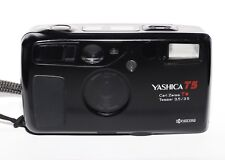 Yashica T5 (T4 Super) 35mm Film Camera Carl Zeiss Tessar Lens *Film Tested*
