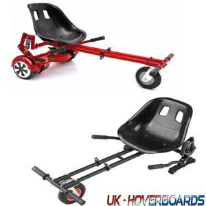 Official Monster Hoverkart Suspension Go Kart For Segway Swegway Hoverboard Gift