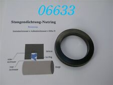 CFW NUTRING / STANGENDICHTUNG  N55-103  55 x 75 x 12  -DIN 6505-