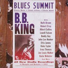B.B. King - Blues Summit / ALBERT COLLINS BUDDY GUY JOHN LEE HOOKER ETTA JAMES