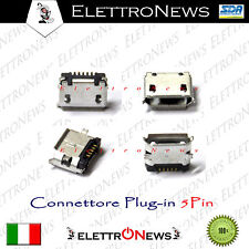Connettore ricarica alcatel OT 5035D One Touch X'Pop Micro usb c.1