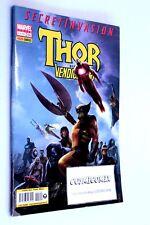 THOR n. 124 Marvel 2009 Secret Invasion Nuovi Vendicatori