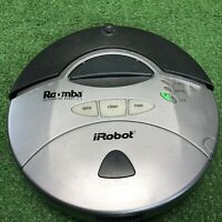 Irobot Roomba Scheduler - Model 4150 Vacuum only As Is Untested