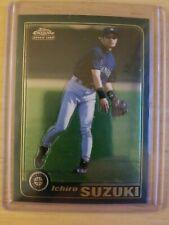 2001 Topps Chrome Traded ICHIRO SUZUKI #T266 Rookie Card RC WOW!