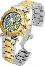 22232 Invicta Reserve 47mm Subaqua Noma I Swiss Chronograph Abalone Dial Watch