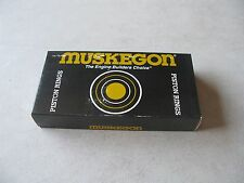 Muskegon Piston Ring set fit Ford Mercury Mazda 1.3L (PS1914030)