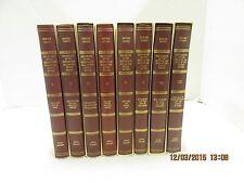 History of the Decline & Fall of the Roman Empire (8Vols). Edward Gibbon. Folio