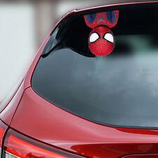 Spiderman Hombre Araña Baby coche decal sticker Pared parachoques Regalo espiar a bordo