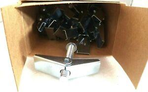"""(Box of 25) 3/8-16 x 3"""" Zinc Mushroom Head Toggle Bolt 3/8-16X3TB"""