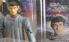 TNG Lt Commander DATA as Romulan unopened Star Trek Playmates 1994 7th Season