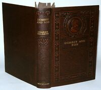Dombey And Sons - Charles Dickens-  HB, 1930 Reprint, Macmillan & Co