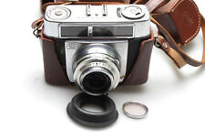 Zeiss Ikon Contessa + Carl Zeiss Tessar 50mm F2.8