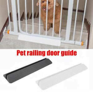 Safety Stair Child Baby Pet Gate Safety Lock Walk Thru Door Extra Wide Tall