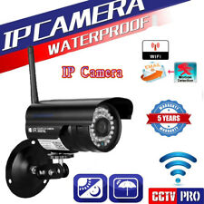Outdoor 720P HD Wireless Wifi Security Webcam IR IP P2P Camera Android System