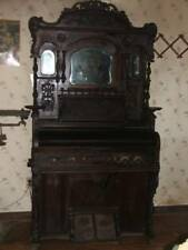 Vintage Ornate Cornish Company Washington Nj Wooden Pump Organ