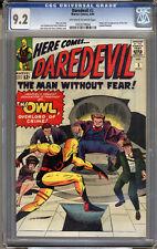Daredevil #3 CGC 9.2 NM- Universal CGC #1053579004