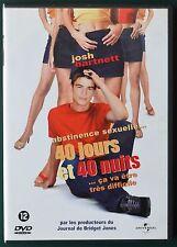 DVD 40 jours et 40 nuits (Josh Hartnett)