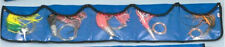 "Big Game Lure Bag Saltwater Fishing Lure Marlin Tuna Wahoo 10"" X 11"" Pockets"