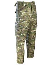BTP Camo Combat Cargo Work Trousers Mens Military Army Pants Airsoft Kombat UK