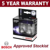 Bosch Gigalight Bulbs 120 H7 12V 55W Px26D (X2) 1987301107
