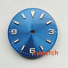 29mm Sterile Watch Dial Fit ETA 2824/2836,2813/3804,Miyota 82series movement