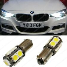 CANBUS H6W Parking Sidelight LED Bulbs Set Kit Xenon BAX9S BMW 3 F30 F31 F34